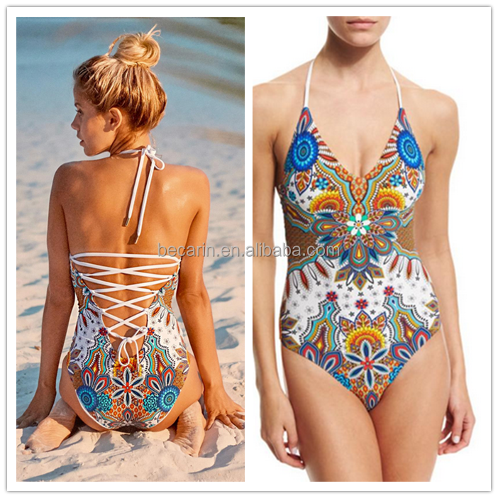 hot women sexy transparent one piece swimwear bikini