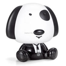 Cute Dog 3 Steps Dimmable Touch LED Table Lamp For Kids