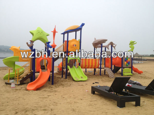 Children Outdoor Play Equipment.Amusement Park BHS03