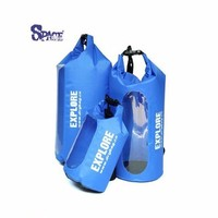 Outdoor waterproof dry bag for phone
