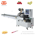 2018 Hot Sale Automatic Sandwich Candy Bar Packaging Horizontal Bread Biscuit Agarbatti Packing Machine