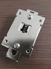 Kontron single phase SSR 35MM din rail fixed solid state relay relay clips