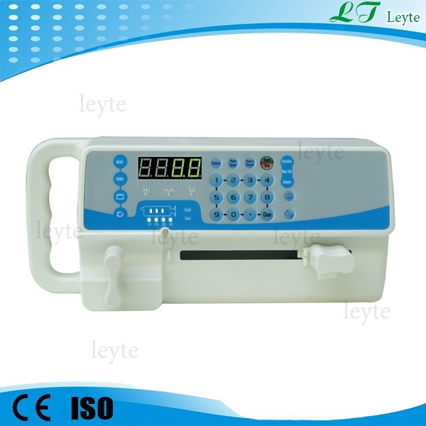 FA322 dual channel multi-functional syringe infusion pump
