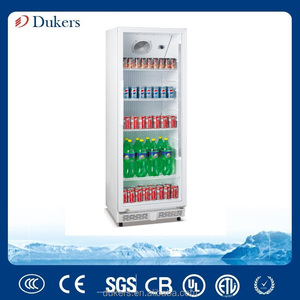 Display fridge ,display cooler, single door cooler LG-360XP