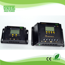 12v 24v 48v auto lcd battery charge controllerJNGE series solar controller 10a 20a 30a 40a 50a 60a
