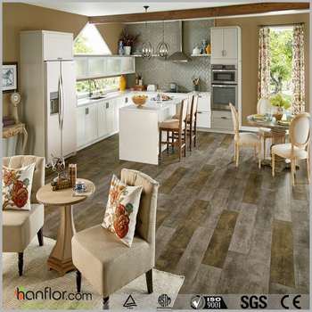 residential recycled wood pvc vinyl plank flooring