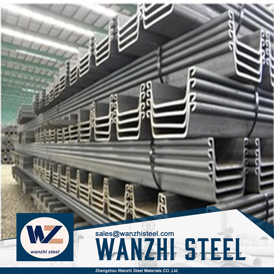 Hot rolled U shape steel/Hot rolled astm steel plate price per ton