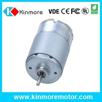 DC Motor for Models,air pump, vacuum cleaner (RS-540SA)