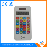 Top Selling Mini Gift Design Phone Style 10 Digit Electronic Pocket Calculator Cheap