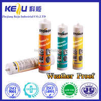 Structural neutral silicone sealant, applied by hand or machine to seal