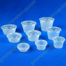 4-oz small plastic sample cups