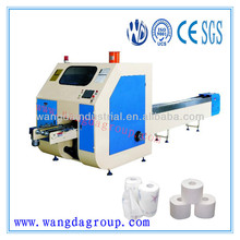 Full Automatic and High speed Toilet paper log roll cutting machine
