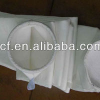 Needle Punched Polyester Filter Bags