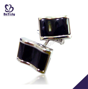 wholesale men's 925 sterling silver cufflinks