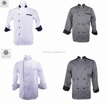 Chef uniform for cooking,french chef cook uniform