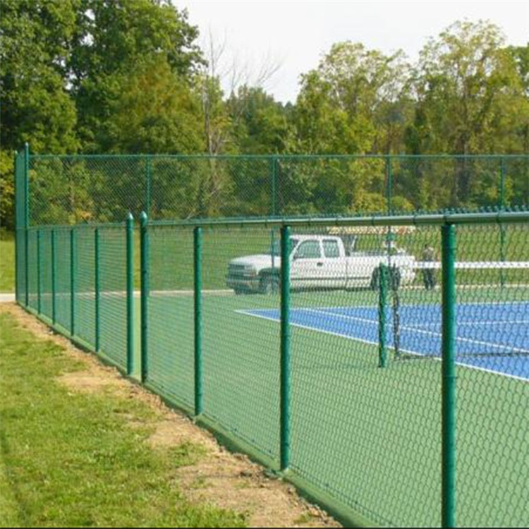 High quality chain link fence experience manufacture