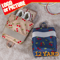 taobao Personalized Polyester Sports Travel Shoe Bag