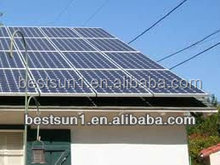 3000w renewable solar products home solar electricity generation system