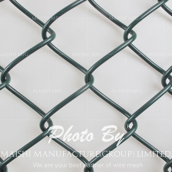 chain link fencing for garden