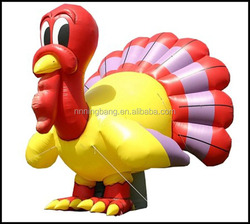 Inflatable turkey for thanks giving day /chukle chicken
