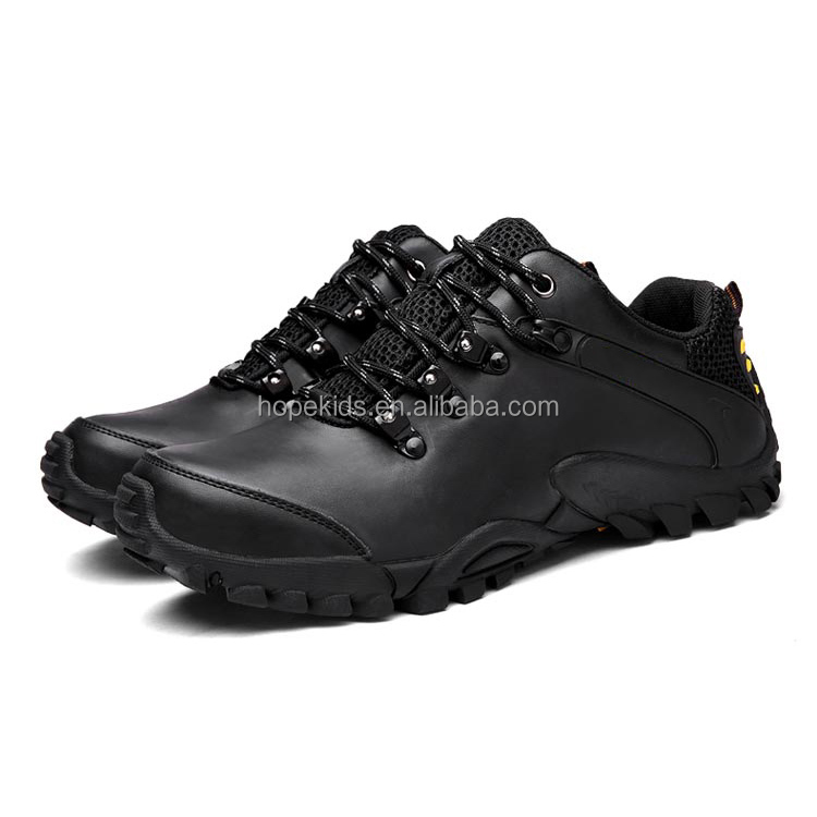 Fashion Watetproof Genuine Leather Sports shoes