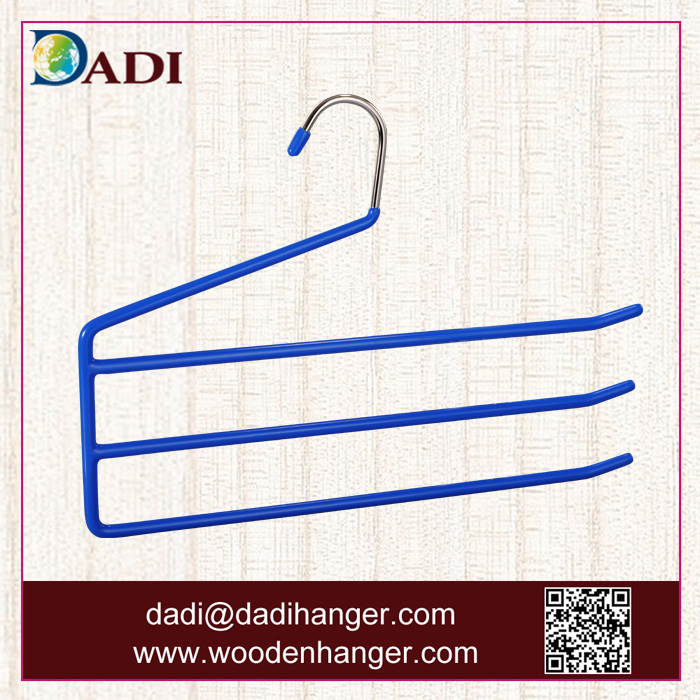 Multi layer Foldable Towel Metal Hanger
