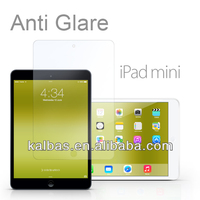 Anti glare film PET Screen Protector for iPad mini