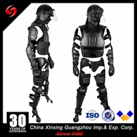 Full body protect suit for law enforcement Protection Riot Control Anti riot Equipment for enforce the law