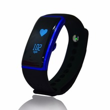 S08 Smart Bracelet Fitness Tracker Step Counter for Smart Phone