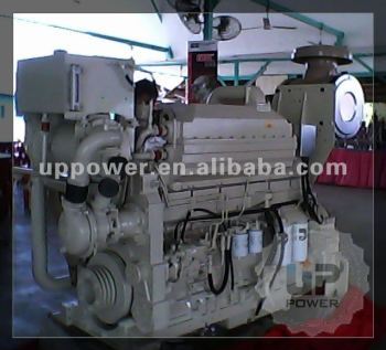 CUMMINS MARINE ENGINE KTA19-M500