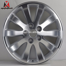 Chinese suppliers sell excellent quality and durable cheap aluminum wheel rim