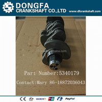 high quality counterparts ISF2.8 crank shaft 5340179