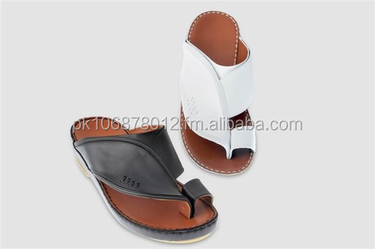 """NEWBUCK SLIPPER"" ""LEATHER FOOTWEAR"" ""LEATHER SLIPPER WITH PU SOLE"" ""ARABIC CHAPPAL WITH LEATHER UPPER AND LEATHER SOLE"" ""Latest"
