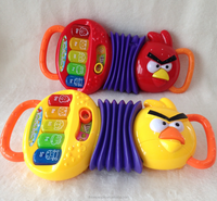 Battery Operated electric bird with music, Battery Operated toys with sound, music battery operated toy