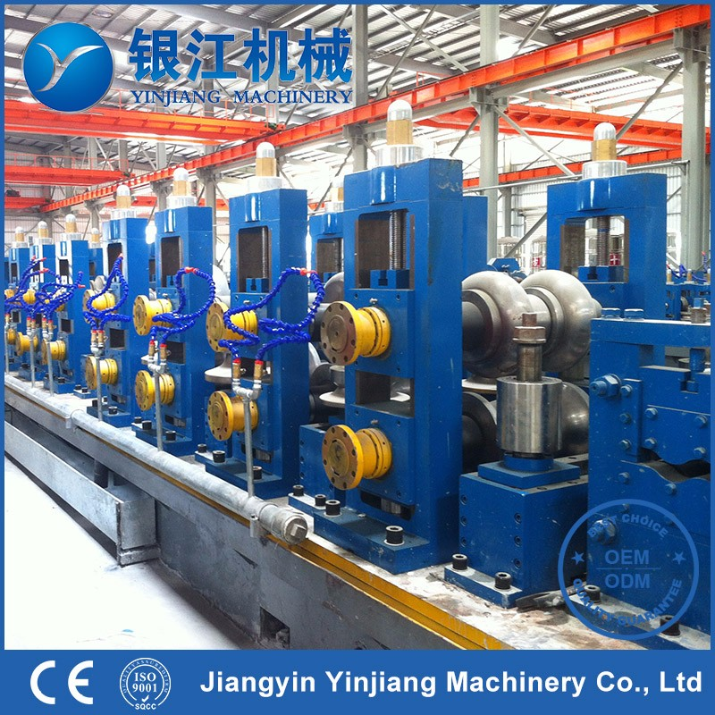 Cost Effective Pipe Tape Winding Production Line/Erw Mild Steel Pipe Welding Machine