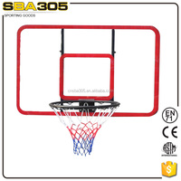 customize size basketball backboard with net