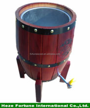Custom logo and color mini barrel for decoration