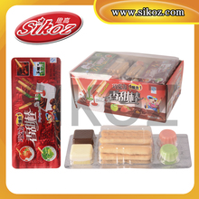 SK-Q195 Biscuits Stick With Chocolate In Cup