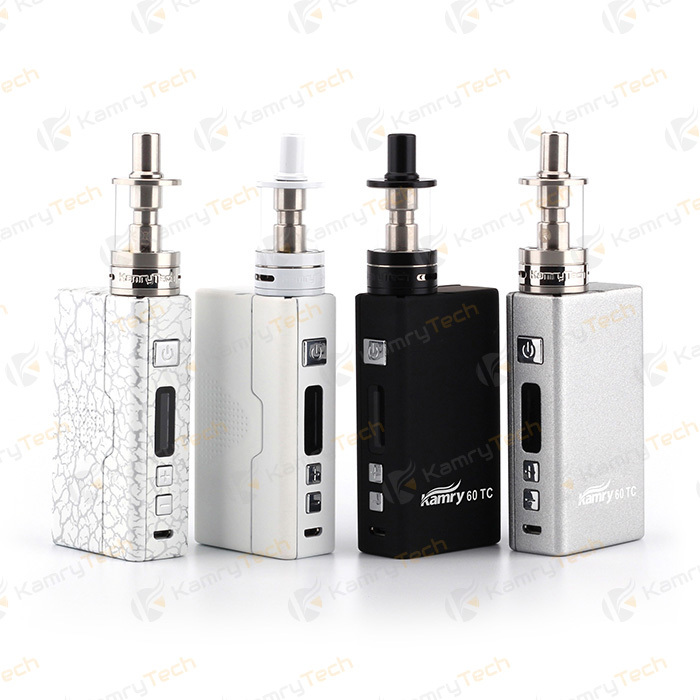 2015 new mechanical mod vape kamry 60w tc mod with temp control ecig wholesale China