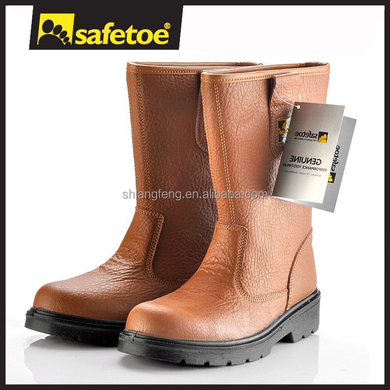 Industry boots, Work boots, Safty boots H-9430