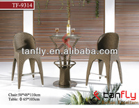 2013 new style patio rattan pool side bar set in furniture