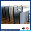 customize aluminum powder coated fence panels