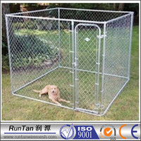 high quality large steel dog cage,modular dog cage,commercial dog cage (OEM&ODM)