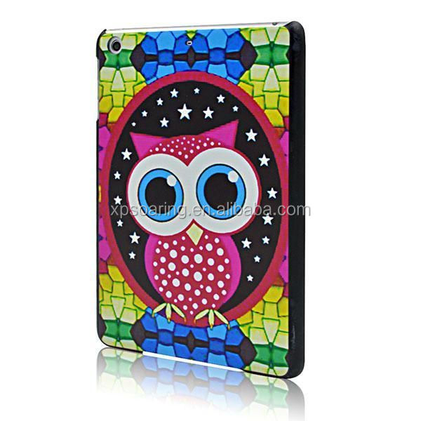 Cool Owl Hard case for ipad mini 2, Plastic back cover case for ipad mini