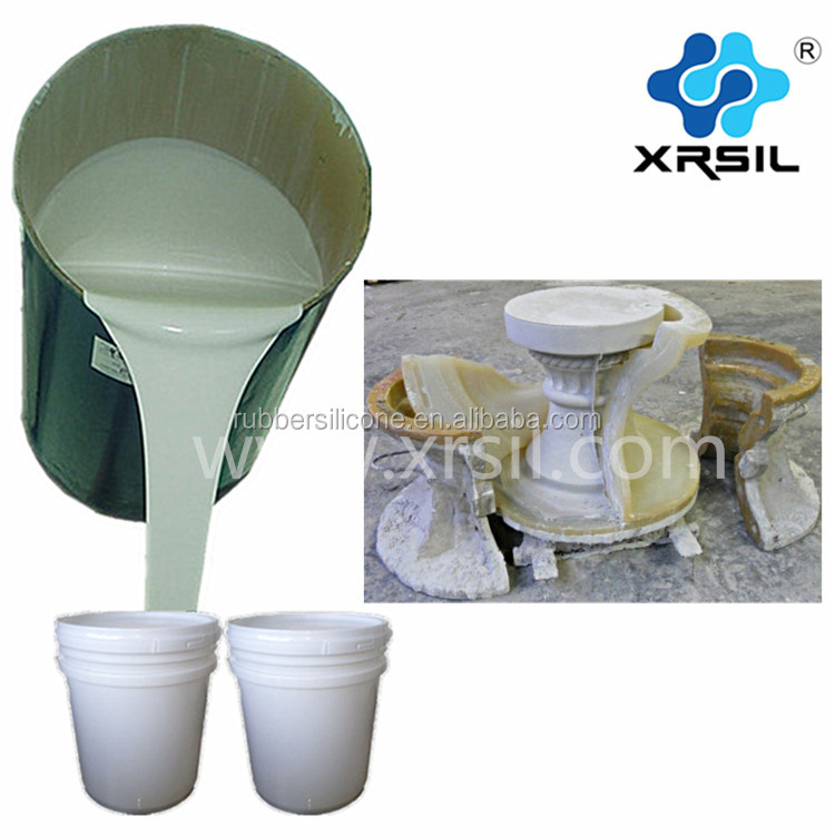 Mould making liquid rtv silicone for cement mold making