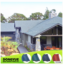 material for roof tile stone pirce