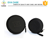 Black Mini EVA Cases, Earphone Pouch For In-ear Earphone