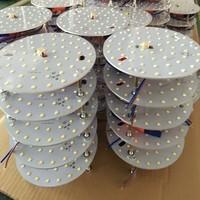 LED retro kits for round ceiling light ring light