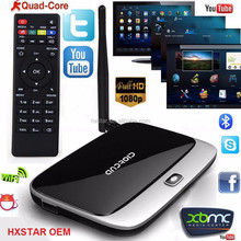 CS918 Q7 Android 4.2 TV BOX RK3188T Quad core android TV BOX