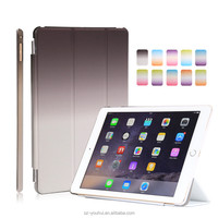 Manufactory PU Leather Smart Flip Cover Housing Case for iPad Air 2 for iPad 6